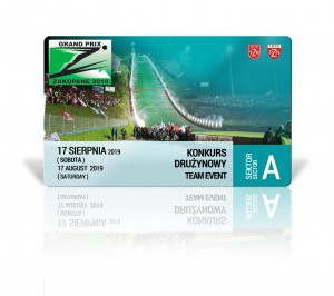 tickets Grand Prix 2019 sector A 17/08
