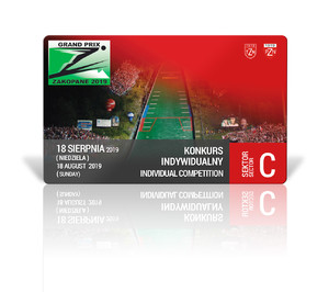 tickets Grand Prix 2019 sector C 18/08
