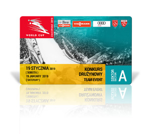 tickets WC 2019 sector A 19/01